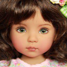 Коллекционные куклы Дианы Эффнер, Dianna Effner / Бэйбики. Куклы фото. Одежда для кукол