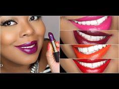 Birthday Drugstore Makeup Iman Alter Ego Tutorial | Shlinda1 - YouTube