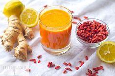 How To Make Goji Detox Tea   Health & Natural Living