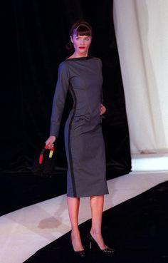 Helena Christensen - Givenchy Fall/Winter 1996