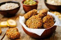 Receta de galletas de avena al microondas - Unareceta.com