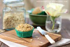 apple yogurt oat breakfast muffins