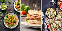 3 idées de repas équilibrés pour le bureau Sandwiches, Food, Eating Healthy, Kitchens, Eten, Paninis, Meals, Diet