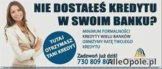 Kredyt dla Zadłużonych bez poręczycieli (Opole)