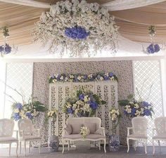 Model #Wedding Decoration