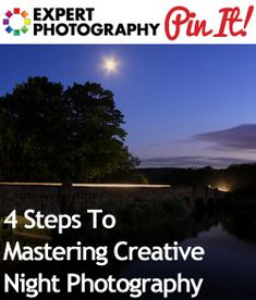4 Steps To Mastering Creative Night Photography. Josh. http://www.expertphotography.com/4-steps-to-mastering-creative-night-photography Night Photography, Creative Photography, Photography Photos, Photography Camera, Photoshop Photography, Photography Lessons, Photography Tutorials, Digital Photography, Photo Tips