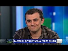 Gary Vaynerchuk on Facebook, Instagram on CNN - yeah he called it