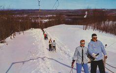 Caberfae Ski Area - Cadillac, Michigan