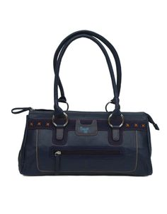An unsual baguette inspired bag by Baggit.