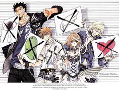 Tsubasa: Reservoir Chronicle 133 at MangaFox.me