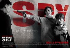 Spy with Jaejoong, Baek Jong Ok and Go Sung Hee