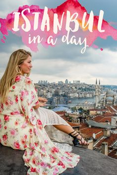 With less than 2 days to spend in Istanbul, I felt overwhelmed with what to put on my itinerary. There's so much to see and do in the city and I wanted to see it all!