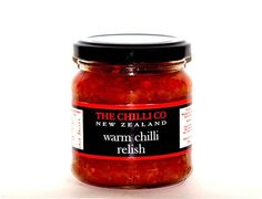 Warm Chilli Relish | The Chilli Company Salsa, Warm, Hot, Salsa Music
