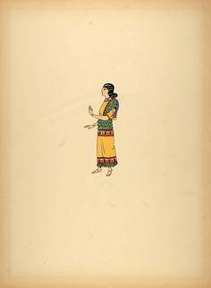 Assyrian Woman.