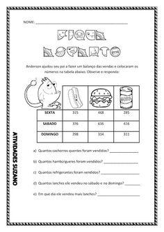 Tabelas - Atividades Adriana