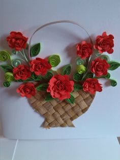 325 best my paper quilling flower baskets greeting card images on find this pin and more on my paper quilling flower mightylinksfo