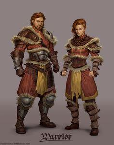 Ghyr, Heldann, Norwold (Landfall, Oceansend), Vestland (''N'ern. Reaches'), or Helskir (Isle of Dawn) region(s)...  [Knowledge. Power. Fireballs. — char-portraits: Fantasy Classes series by Forrest...]
