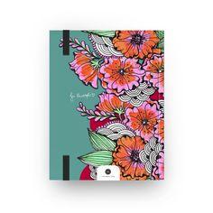 Sketchbook Primavera do Amor de @jurumple   Colab55