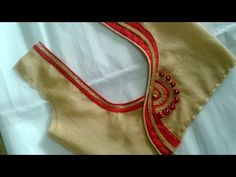Hello Viewers Welcome To MMS DESIGNER. This video will show you how to create a beautiful and simple way MMS Latest Blouse Back Neck designs Easy Cutting and. Saree Blouse Neck Designs, Dress Neck Designs, Kurti Neck Designs, Sari Blouse, Floral Blouse, Patch Work Blouse Designs, Simple Blouse Designs, Stylish Blouse Design, Designer Blouse Patterns