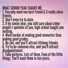 lucky 13 senior sayings | just b.CAUSE