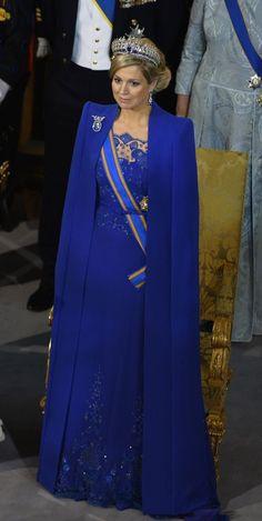 Beautiful Gowns, Gorgeous Women, Queen Maxima, Great Women, Royal King, Royal Fashion, Dress Codes, Fashion History, Dream Dress