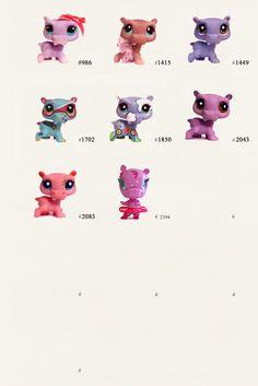 Nicole`s LPS blog - Littlest Pet Shop: Pets: Hippo