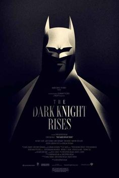 The Dark Knight Rises | 18 Reimagined Movie Posters That Are Cooler Than The Originals