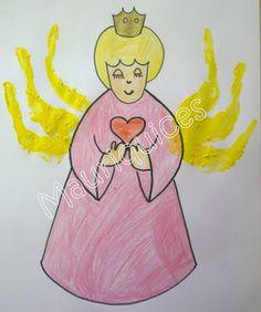 Mauriquices: O Anjo veio anunciar que o Natal está quase a chegar...