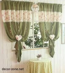Creative Kitchen Curtain Ideas For Small Kitchen