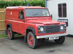 Image result for wiltshire fire brigade land rover