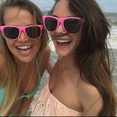 Pink Sunglasses Bachelorette Party Favors Parties Custom
