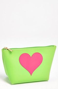 Adorable heart pouch!