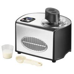 Eis selber machen mit Eismaschine - Eis Selber Machen