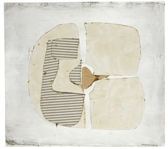 Y-S-I-68.  CONRAD MARCA-RELLI  American, 1913-2000.  Oil, fabric and paper collage on paper, mounted on canvas.  25 7/8 x 29 in. Date: 1968.  Image from Christie's.  Good bio at http://www.hollistaggart.com/artists/slideshow/conrad-marca-relli/0/thumbs.