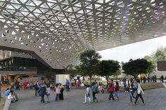 Cineteca Nacional Siglo XXI,© Rojkind Arquitectos. Photo: Jaime Navarro