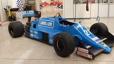 1986 Osella-Alfa Romeo F1 - Silverstone Auctions