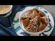Beignets au four Ramadan Recipes, Beignets, Eid, Coco, Pickles, Waffles, Pancakes, Oatmeal, Food And Drink