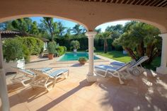 A beautiful garden wait for you! #Grimaud  Country house of 200 m², near the village.  Beautiful garden with swimmingpool 11 x 6 m and poolhouse/studio on a land of 2000 m².  This house, built in 1991 and renovated in 2010, is composed : - Entrance - Kitchen with acces to the garage - Livingroom with fireplace, leading onto the terrace - https://aiximmo.ch/en/listing/a-beautiful-garden-wait-for-you/  #frenchriviera #cotedazur #mallorca #marbella #sainttropez #sttropez
