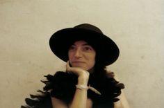 Patti Smith photographed by Sam Wagstaff