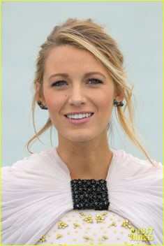 Blake Lively Says Woody Allen Is 'Empowering To Women' Pinterest: KarinaCamerino