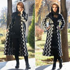قیمت مانتو دانتل شده لباس مجلسی شیک رنگ مشکی صورتی زرشکی سایز تا قد حدود ...