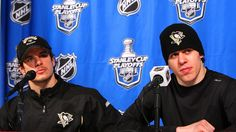 The Dominating Duo....the 2-headed monster....Sidney Crosby & Evgeni Malkin!!