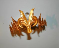 How to make Princess Zelda Jewels and Armor (Twilight Princess)