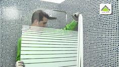 Te explicamos paso a paso cómo instalar una cómoda mampara abierta en tu bañera. Toma medidas, después coloca el perfil a unos 3 cm del borde de la bañera y ...
