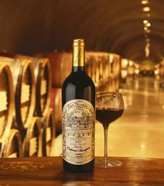 Far Niente Cabernet-one of my faves!!