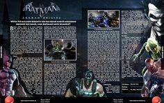 Review of Batman Arkham Origins...... ~Gamer And Proud