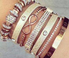 Mix de pulseiras