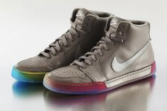 Nike Launches City-Specific Shoe Designs To Celebrate Gay Pride Week [Pics]