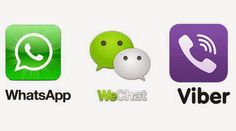 VIBER VS. WECHAT VS. WHATSAPP VS. LINE: SELECTING THE BEST, AND REVIEWS