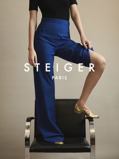 Walter Steiger SS16 campaign photography by Lara Giliberto, art direction by Francesca Occhionero, styling by Clemence Cahu